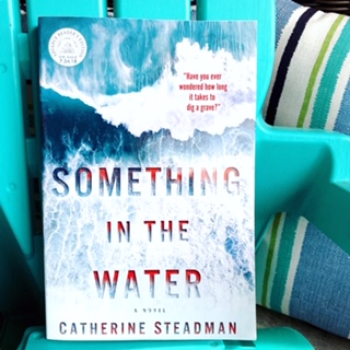 Something In The Water By: Catherine Steadman