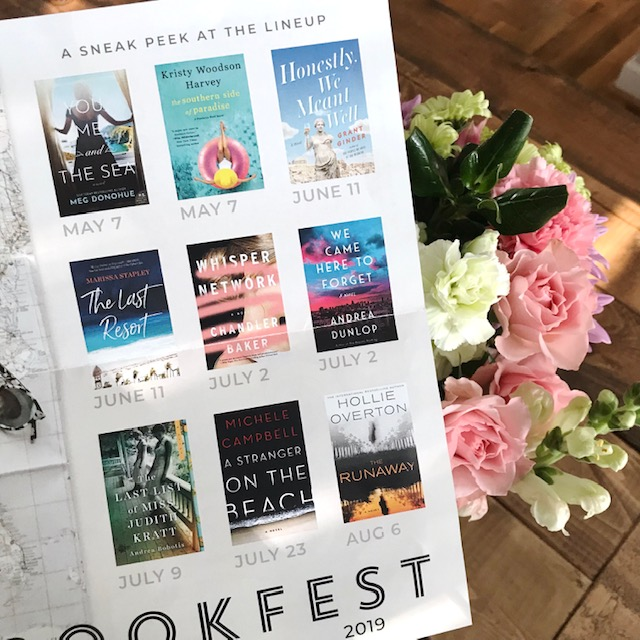 Summer Reading Lists! @booksparks #booksharks#src2019