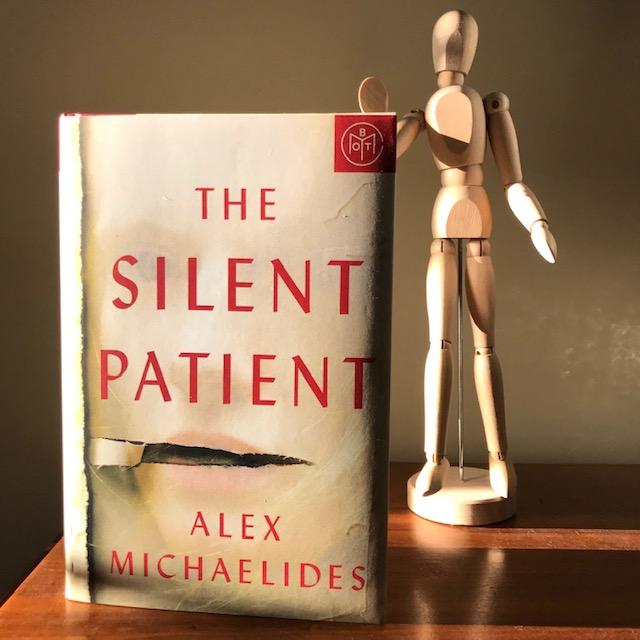 The Silent Patient By: Alex Michaelides*Review